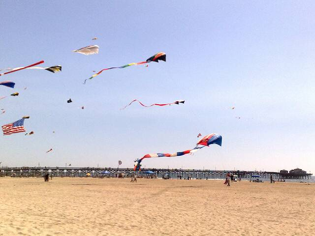 Today's Japan America Kite Festival